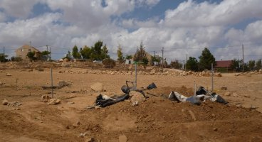 2011-09-08 Demolitions in Umm al Kheer by IDF
