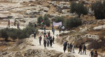 2012-08-25 / 09-01 Two nonviolent actions in Humra valley