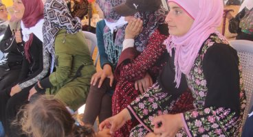 Sixth Festival of South Hebron Hills Nonviolent Popular Resistance