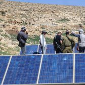 2014-03-28 South Hebron Hills: primary Palestinian resources damaged by Israeli settlers