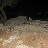 Houses demolished in Khallet Forem (pictures BY B'Tselem)