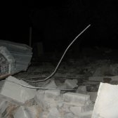 Houses demolished in Khallet Forem(pictures by B'Tselem)