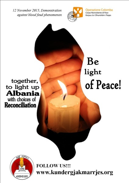 Be light of Peace