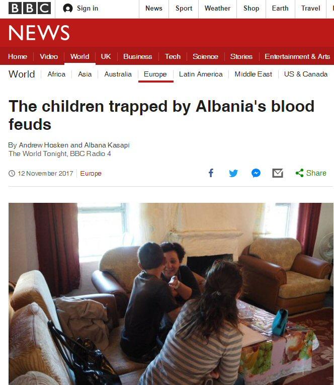 bbc albania